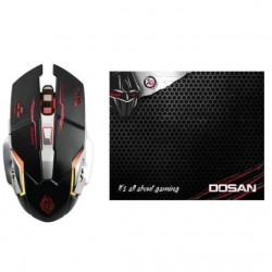 Gaming Set 2 in1 Zeroground MS-2850GMS DOSAN
