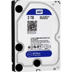 Western Digital 2TB Blue WD20EZRZ SATA III 5400rpm 64MB