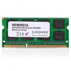 2-POWER MEM0803A 8GB SoDIMM DDR3