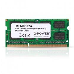 2-POWER MEM0802A 4GB SoDIMM DDR3L
