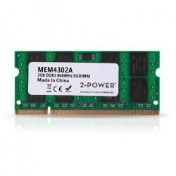 2-POWER MEM4302A 2GB SoDIMM DDR2