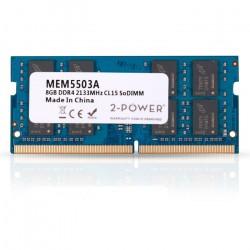 2-POWER MEM5503A 8GB SoDIMM DDR4