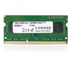 2-POWER MEM0801A 2GB SoDIMM DDR3